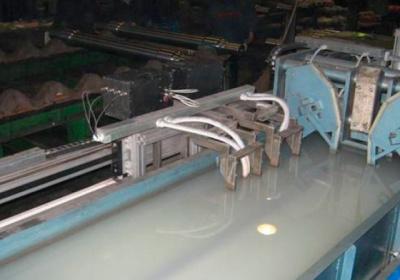 Система автоматизированного ультразвукового контроля железнодорожных осей «САУЗК Унискан-Луч ОСЬ-4»