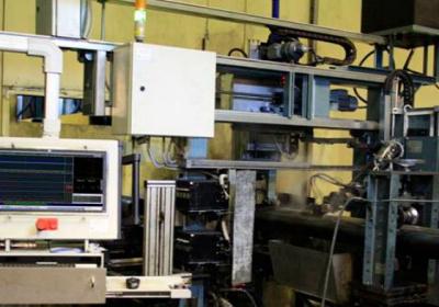 Установка ультразвукового контроля сварных прямошовных труб ПШ-11